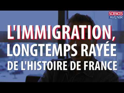 Les immigrés, oubliés de l'Histoire de France
