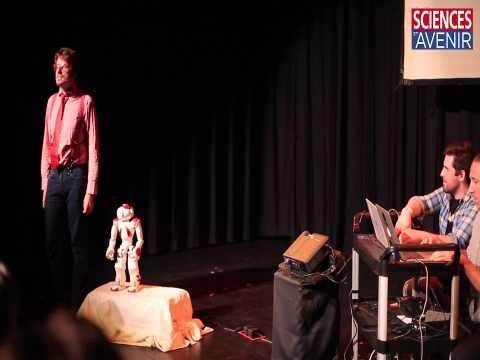 Improviser sur scène avec une IA