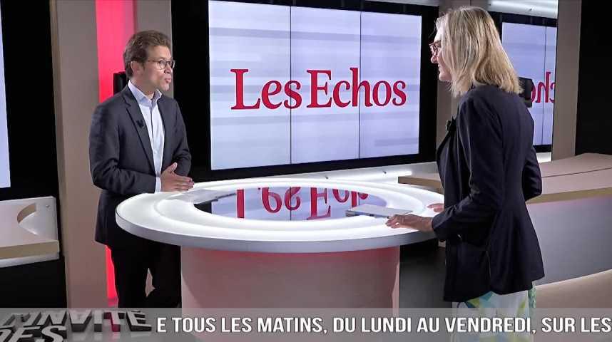 """Illustration pour la vidéo Geoffroy Didier (LR) : """"Gérard Collomb ne parle que de son destin personnel"""""""