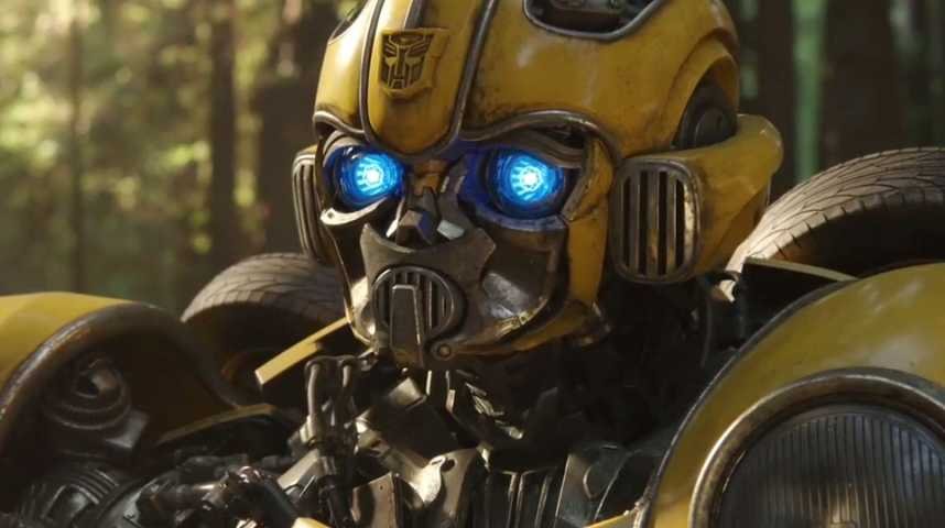 Bumblebee - Bande annonce 2 - VO - (2018)
