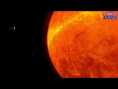 Paker Solar Probe en route vers le Soleil