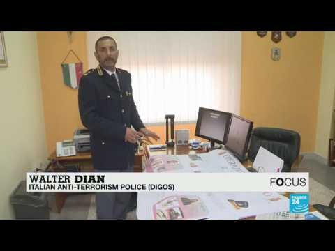 Jihadists, but no terror attacks: The case of Italy