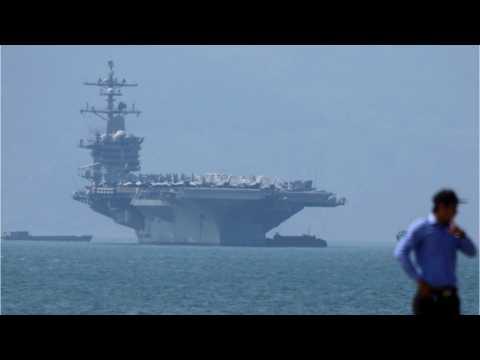 China Blocks US Navy Warship's Entry To Hong Kong Port