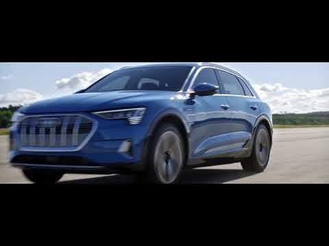 Audi e-tron Driving Video