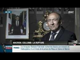 Président Magnien ! : Rupture entre Gérard Collomb et Emmanuel Macron - 03/10