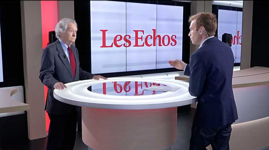 Illustration pour la vidéo « Il faut réintroduire un esprit et une culture d'entreprise dans le cinéma français », estime Etienne Mallet (CinéFrance)