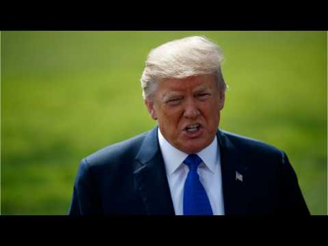 Trump Drops On 'Forbes Wealthiest' List