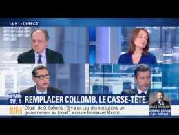 Départ de Gérard Collomb: Emmanuel Macron, englué dans la crise ?