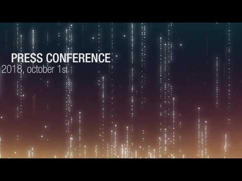 Conférence de presse Carlos Ghosn