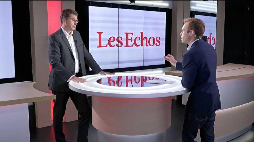 Illustration pour la vidéo PepsiCo lancera de nouveaux produits bio dans les mois à venir, selon Bruno Thévenin (PepsiCo France)
