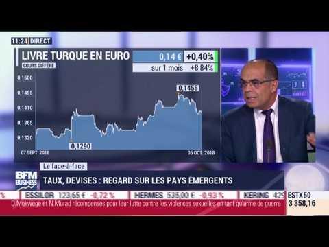Rachid Medjaoui VS Marc Touati (2/2): Doit-on craindre un nouvel épisode d'une crise des pays émergents ? - 05/10