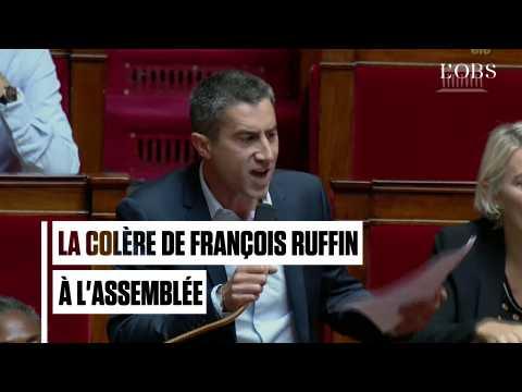 """""""J'espère que le pays ne vous pardonnera pas"""" : la colère de Ruffin contre les députés LREM"""