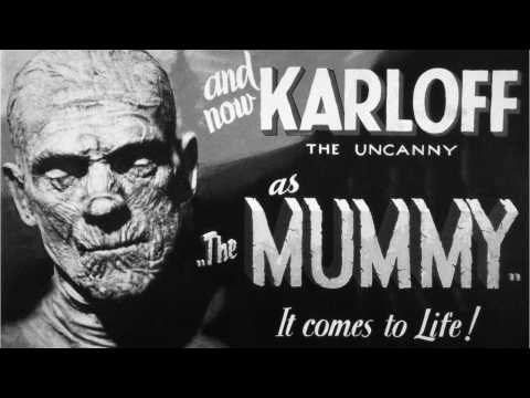 Original 'The Mummy' Poster Expected To Earn Big Bucks At Auction