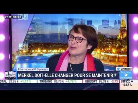 International&Business: Angela Merkel doit-elle changer pour se maintenir ? - 15/10