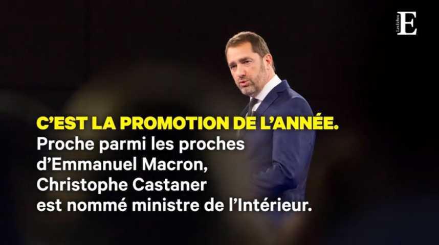 Illustration pour la vidéo Christophe Castaner : la consécration du « fidèle » d'Emmanuel Macron