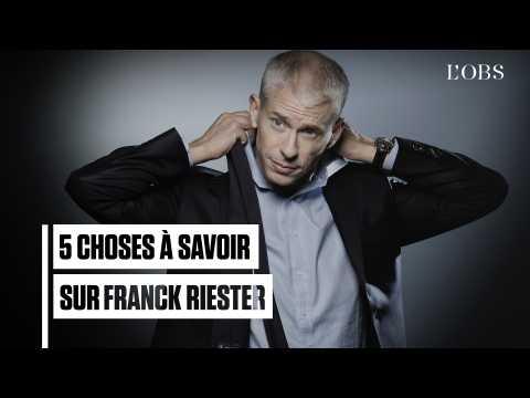 5 choses à savoir sur Franck Riester, nouveau ministre de la Culture