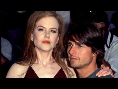 Nicole Kidman Opens Up About Relationship With Tom Cruise