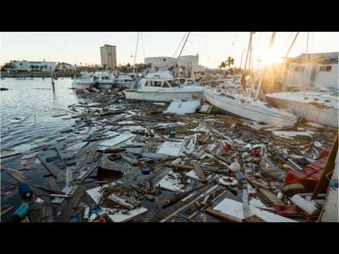 Hurricane Survivors In Hard-Hit Areas Grow Desperate For Food & Water