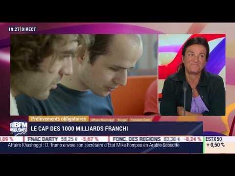 Les insiders (1/3): prélèvements obligatoires, le cap des 1 000 milliards franchi - 15/10