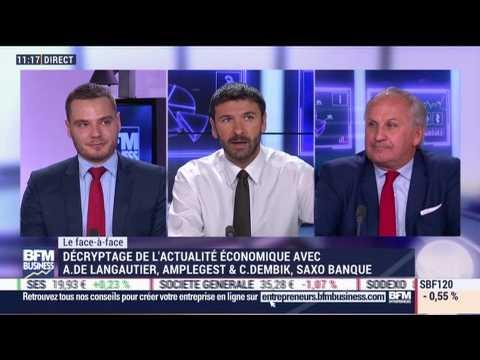 Christopher Dembik VS Arnaud de Langautier (1/2): Comment expliquer la pression sur les marchés financiers ? - 15/10
