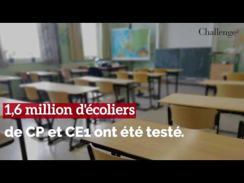 Evaluations de rentrée : 49% des CE1 ont des difficultés en calcul mental