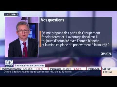 Le débrief d'Intégrale Placements: Christian Fontaine - 15/10