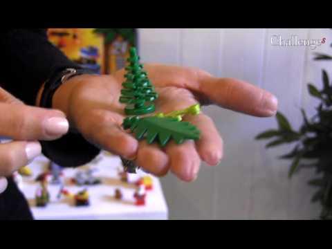 LEGO remplace le plastique de ses briques par de la fibre végétale