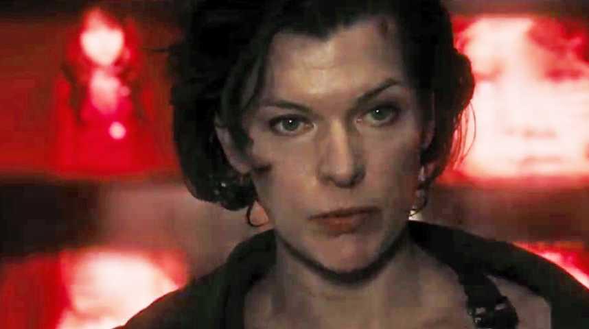 Resident Evil : Chapitre Final - Extrait 5 - VF - (2016)