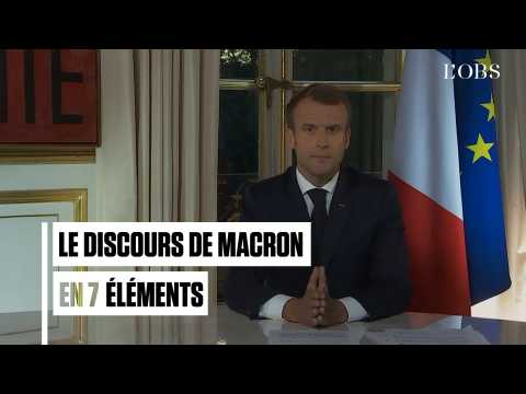 Retraites, inégalités, Europe... Ce qu'il faut retenir du discours de Macron