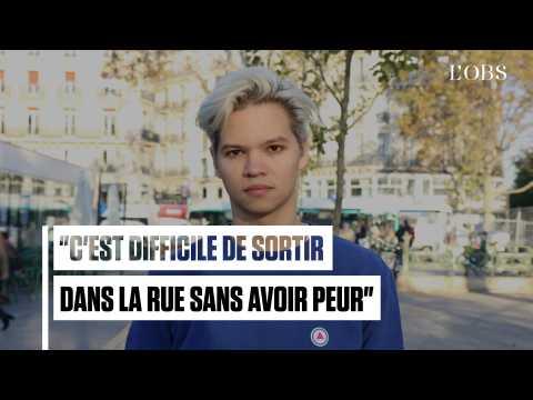 """""""C'est difficile de sortir sans avoir peur"""" : SOS Homophobie réagit à la vague d'agressions homophobes"""
