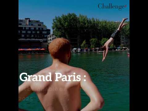Il devrait être possible de se baigner dans la Seine en 2025 et dans la Marne en 2022