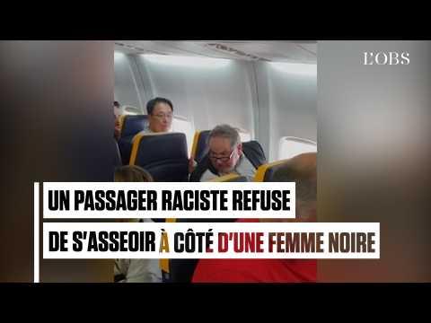 Un passager de Ryanair refuse de s'asseoir à côté d'une femme noire