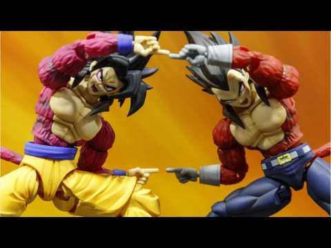 'Dragon Ball' Gives Look At Super Saiyan 4 Vegito