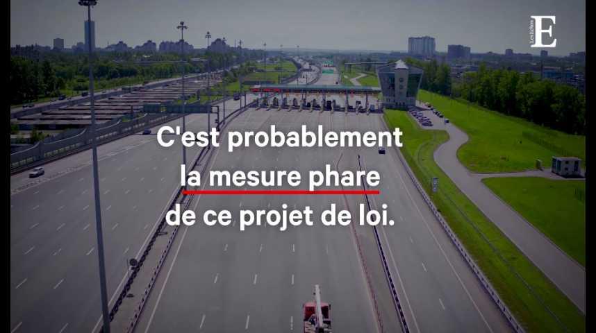 """Illustration pour la vidéo Carte grise, covoiturage, péages... ce qu'il faut savoir sur le nouveau plan """"mobilité"""" du gouvernement"""