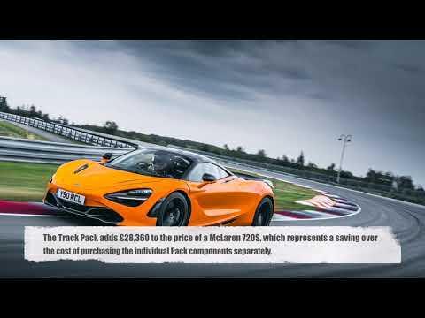 McLaren 720S on track for circuit success