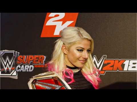 Alexa Bliss Reportedly Injured