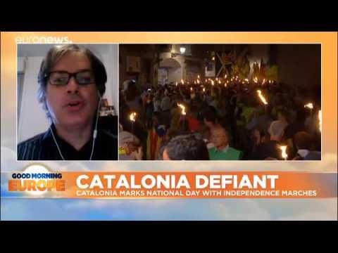 Catalan leader Quim Torra calls for separatist rally in Barcelona on La Diada