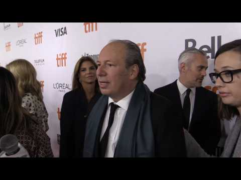 Exclusive Interview: Hans Zimmer on the red carpet at the 2018 TIFF