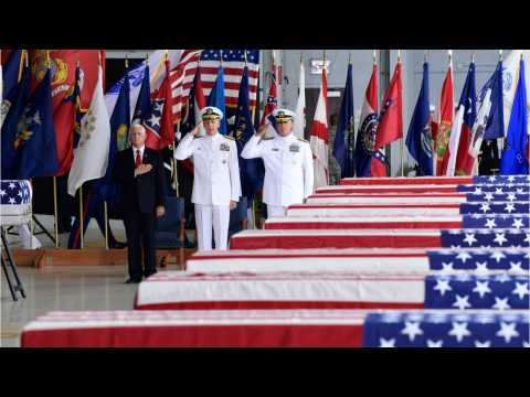First Two U.S. Soldiers Identified From Remains Returned By North Korea