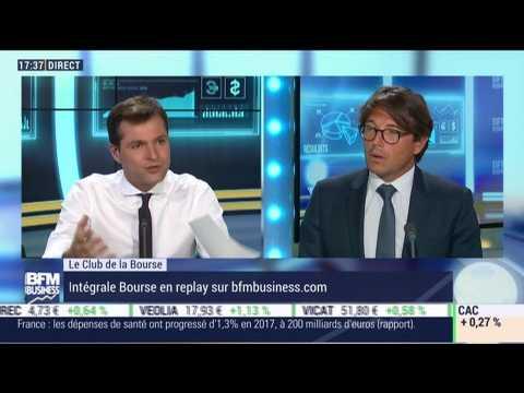 Le Club de la Bourse: Gustavo Horenstein, Gilles Guibout et Stanislas Bernard - 11/09