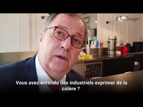 Taxe sur les produits salés: la réponse des industriels