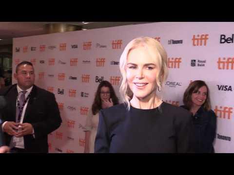Nicole Kidman shares the secret to her beauty