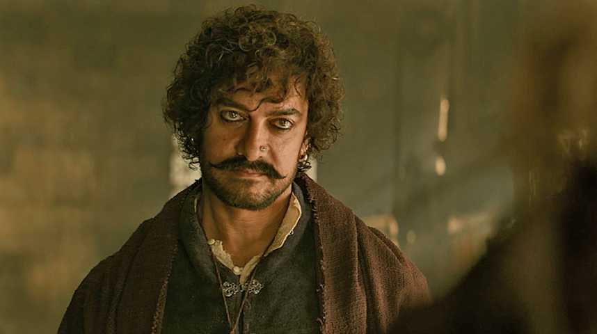 Thugs of Hindostan - Bande annonce 1 - VO - (2018)