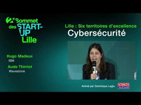 Sommet des start-up : les nouveaux défis de la cybersécurité