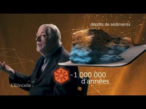 L'Etincelle d'Yves Coppens