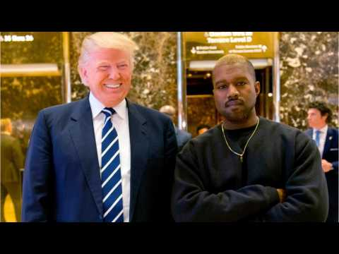 Kanye West Heading To White House For Meeting