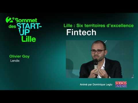 Sommet des start-up : les FinTech, le renouveau de la finance