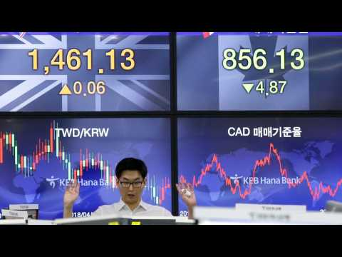 Asian Stocks Hit 17-Month High