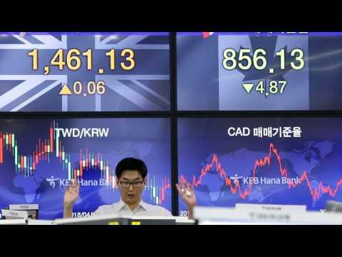 Asian Stocks Hit 17-Month High