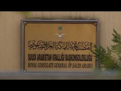 Turkish police believe Saudis killed journalist in consulate hit